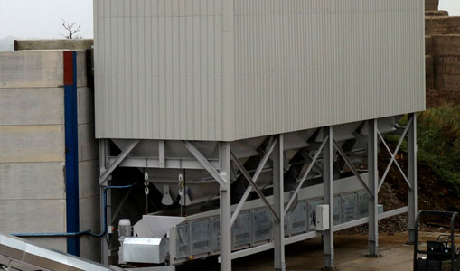 W60 – W80 Wet Batching Plant